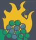 Efficiency Briquettes Icon