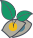 High-Yield Fertilizer Icon